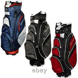 NEW Hot-Z Golf 4.5 Cart Bag 9.5 14-Way Top Pick the Color