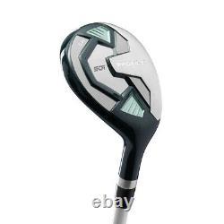 NEW Lady Wilson Golf Profile SGI Complete Set w Driver, Cart Bag, Irons Standard