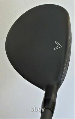 NEW Mens LH Callaway Golf Set Driver, Wood, Hybrid, Irons, Putter Cart Bag Lefty
