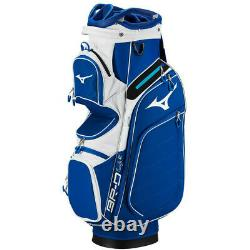 NEW Mizuno Golf 2020 BR-D4C Cart Bag Staff Blue