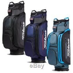 NEW Titleist 2019 Club 14 Cart Bag 14-way Top You Pick the Color
