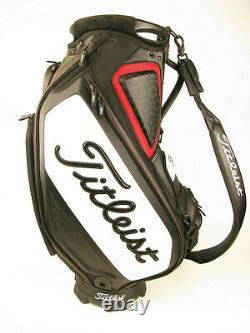 NEW Titleist Leadership Tour Staff Cart Golf Bag 9.5