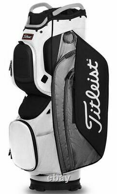 New 2021 Titleist Cart 15 Cart Bag Free Shipping- You Pick Color