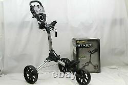 New Bag Boy Nitron Push Pull Golf Cart Bag Carrier BagBoy Choose Color