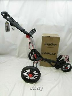 New Bag Boy Spartan Push Pull Golf Cart Bag Carrier BagBoy Choose Color