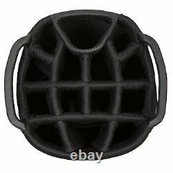 New Cobra Golf- Ultralight Cart Bag BLACK