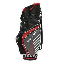 New SMT Golf Cart Bag 14 Way Top Lightweight Design 9 Pockets