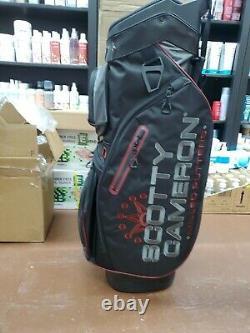 New Scotty Cameron Las Vegas Release EXPLORER CART BAG