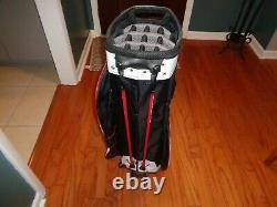 New Sun Mountain Hybrid Stand Bag-carry or cart bag