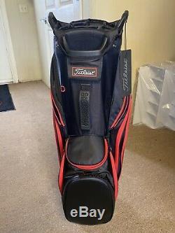 New Titleist Cart 14 Lightweight Cart Bag