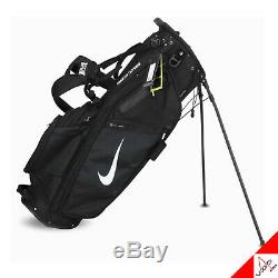 Nike 2020 Air Hybrid Golf Stand Caddie Cart Bag 10 14Way 6.4lb Black CV1514-010