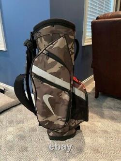 Nike Golf Cart Bag Camo BG0398-209