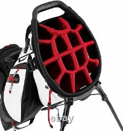 Nike Hybrid Golf Carry Stand Cart Golf Bag 14 Dividers New Fast Free Shipping