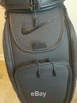 Nike Premium Platinum Modern Staff/Tour/Cart Golf Bag