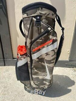Nike Sport Cart IV Golf Bag Used