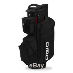 Ogio Convoy SE 14 Cart Golf Bag 14-Way Top New 2020 Black