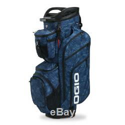 Ogio Convoy SE 14 Cart Golf Bag 14-Way Top New 2020 Haze