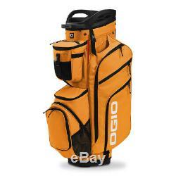 Ogio Convoy SE 14 Cart Golf Bag 14-Way Top New 2020 Mustard