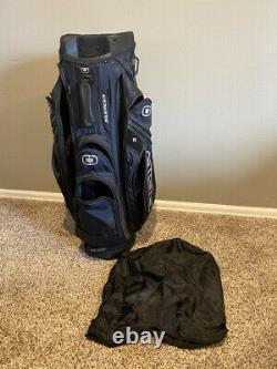 Ogio Silencer Cart Bag Black