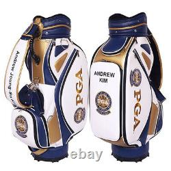 PGA TOUR BAG Fully Customized golf bag with your name, your logo, your colors