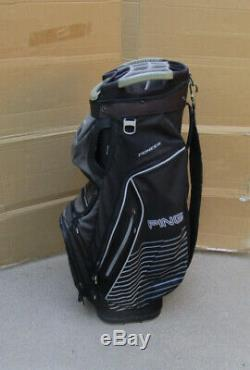 Ping Pioneer Golf Cart Bag Black/Gray