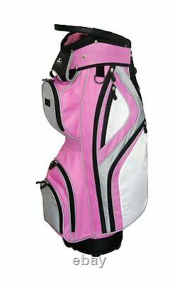 Precise M5+ Ladies 17 Piece Complete Right Hand Womens Golf Club Set with Cart Bag