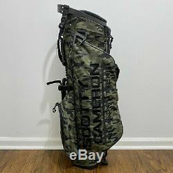 SCOTTY CAMERON 2019'Wanderer' Camo Carry Bag Titleist Stand Cart Circle T Golf