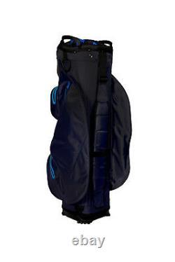 STA-DRY 100% Waterproof Golf Trolley / Cart Bag Ultralightweight Navy