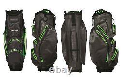 STADRY 100% Waterproof Golf Cart Bag Ultralightweight G/L