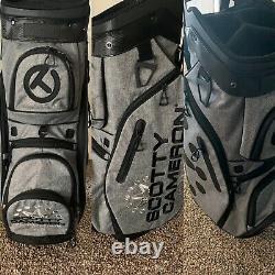 Scotty Cameron Circle T New Cart Bag
