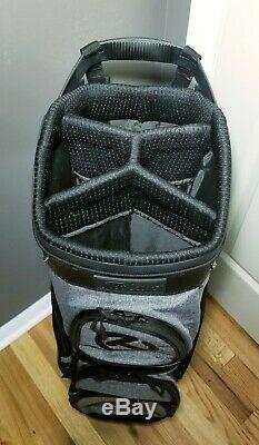 Scotty Cameron Titleist 2019 Circle T Heather Gray Cart Bag & Headcover Set