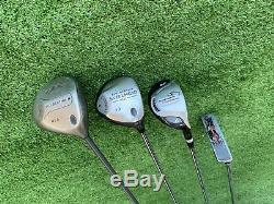 Set Of Golf Clubs Callaway Irons Callaway Drivers Callaway Cart Bag