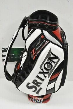 Srixon Z Tour Bag / 5-Way Divider / White, Red, Black / SRGZTO007