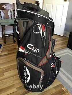 Sun Mountain C130 Cart Bag Pre Owned Good Condition