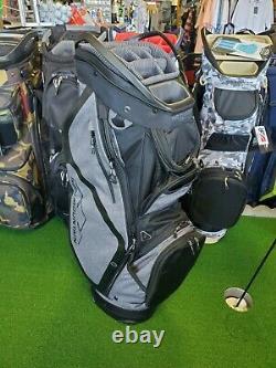 Sun Mountain Mavrick Cart Bag black grey