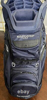 Sun mountain 2020 c-130 cart golf bag