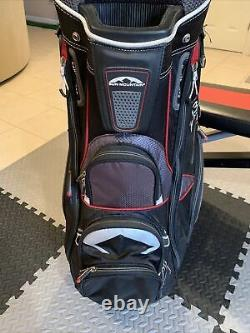 Sun mountain c-130 cart golf bag With Bonus Mizuno JPX900 3 Hybrid(19degrees)