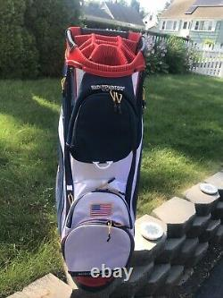 Sun mountain golf bag 14 way
