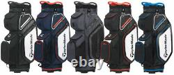 TaylorMade 8.0 Cart Bag 2020 Golf New Choose Color