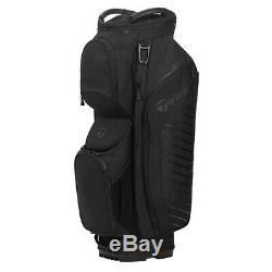 TaylorMade Mens Cart Lite Cart Golf Bag 2020 Black
