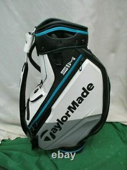 TaylorMade SIM 9.5 Staff bag ex display 8.5/10 condition