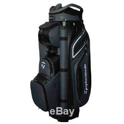 Taylormade Premium 2020 Cart Bag Grey/black New