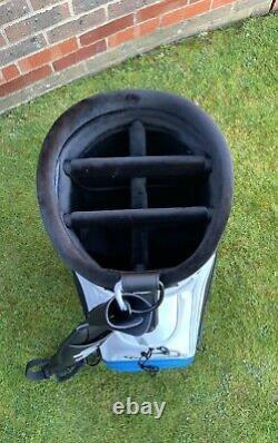 Taylormade SIM2 8.5 Tour Cart 6 Way Divider Golf Trolley Bag New 2021 Model