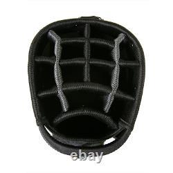 Taylormade Select LX Cart Golf Bag Charcoal/black New