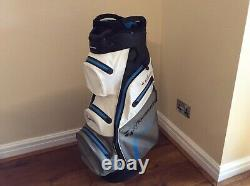 Taylormade Storm Dry waterproof golf bag 14 way cart bag