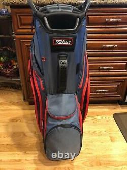 Titleist 14 way golf cart bag