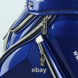 Titleist 2019 Men Caddie Bag Casual Cart TB8CTCB 9In 5Way 7.5lb PU/PVC