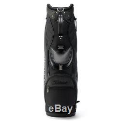 Titleist 2019 Men Caddie Bag Simple Athlete Cart TB9CTSSK-0 9.5In 5Way 6lb Black