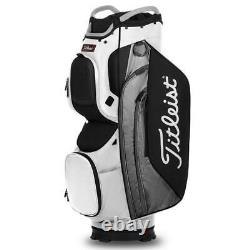Titleist Cart 15 Golf Cart Bag New 2020 White/Grey/Black
