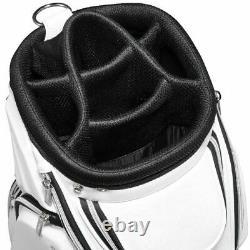 Titleist Golf Staff Cart Golf Bag, CB842 JP, white